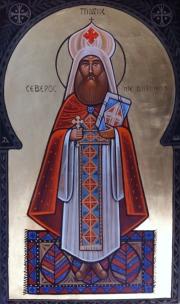 St. Severus of Antioch